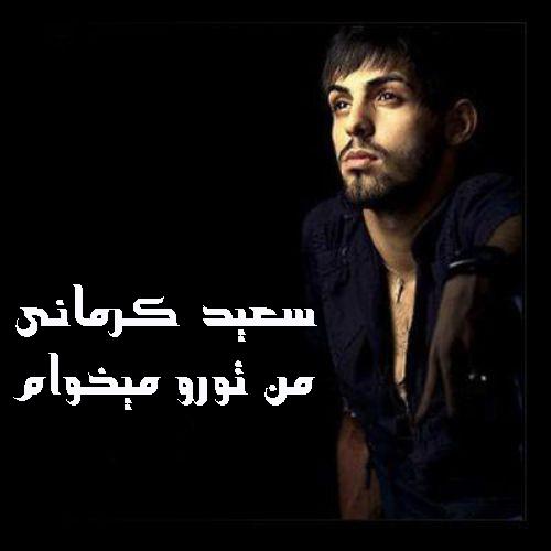 دانلود آهنگ سعید کرمانی بنام من تو رو میخوام